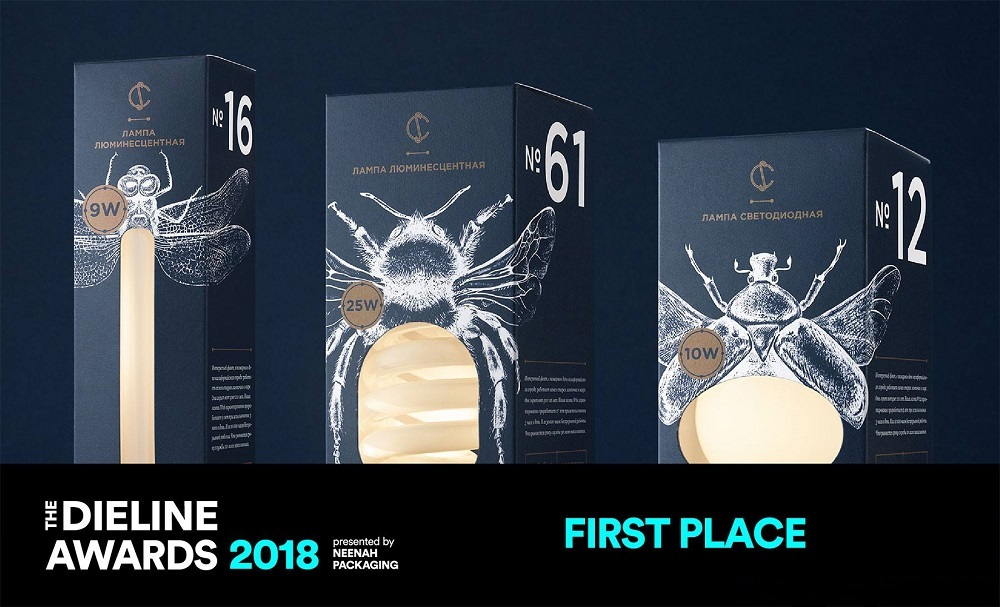 The Dieline Awards-2018